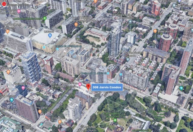 JAC Condos Neighborhood Map Area 37 v179