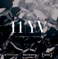 11 yorkville brochure pic Toronto