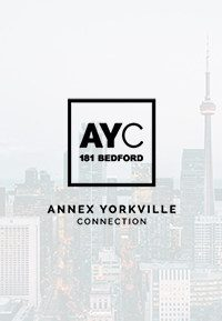ayc yorkville condos brochure