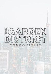 garden district condos brochure