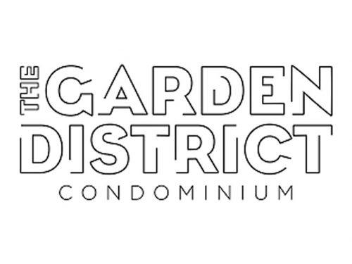 garden district preconstruction condo in toronto logo