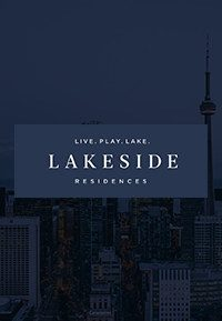 lakeside condos brochure