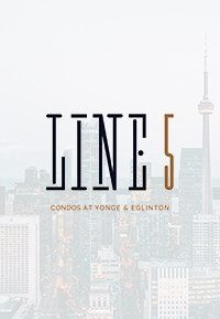 lobby line 5 condos eglinton brochure